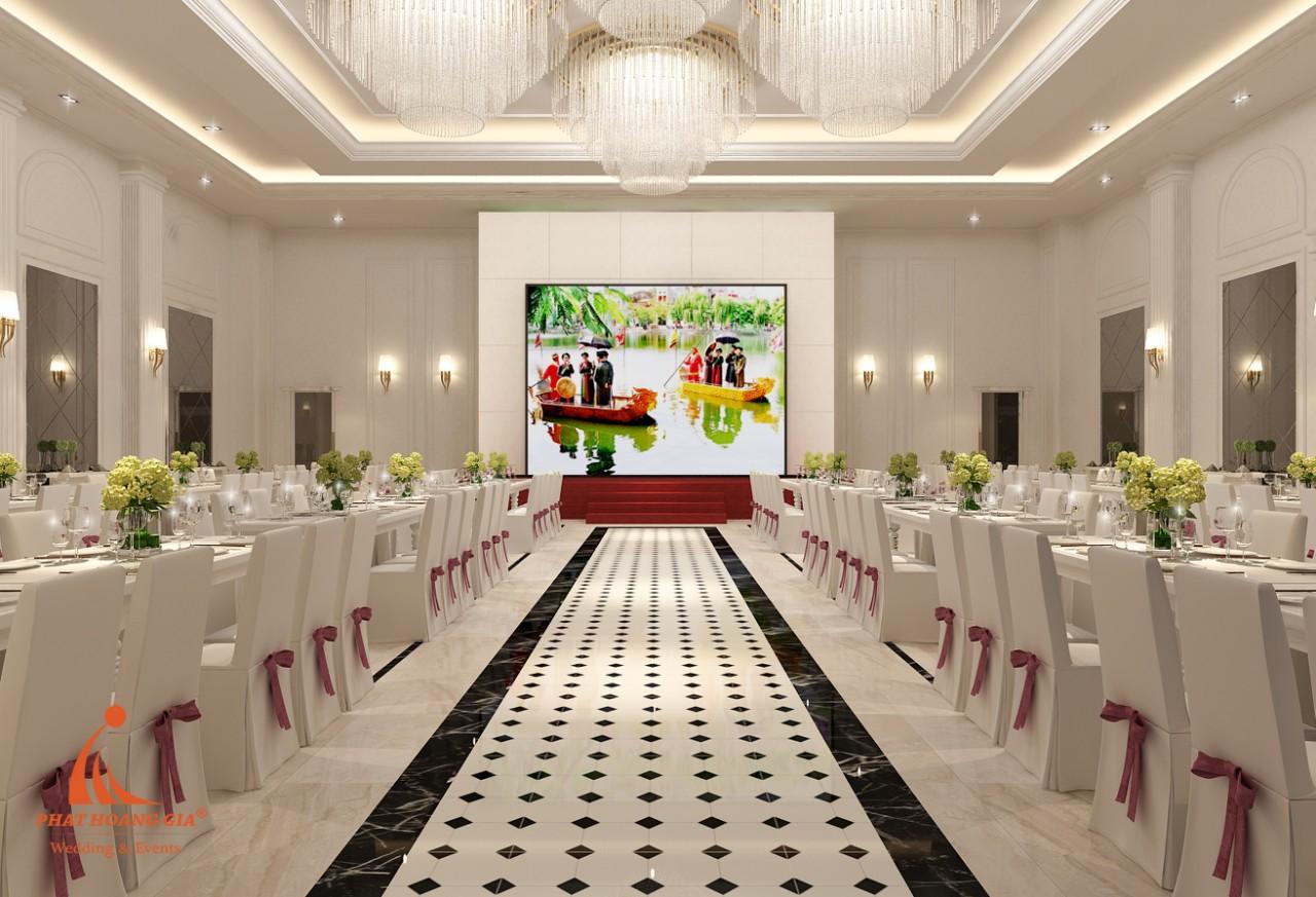 Trung tâm tổ hợp tiệc cưới, hội nghị Kinh Bắc - New Century