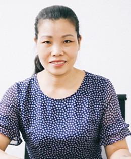 Bà Bùi Thị Thu Huyền