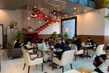 Setup Quán Cafe
